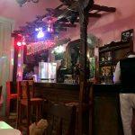 En el bar del Paladar Malibran