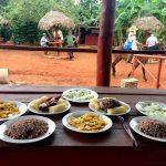 Comida ranchera espectacular en Caféteria El Corazón del Valle